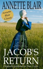 Cover of Jacob's Return